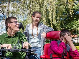 Feriendorf Menschen mit Behinderung
